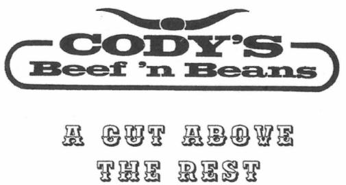 codys logo